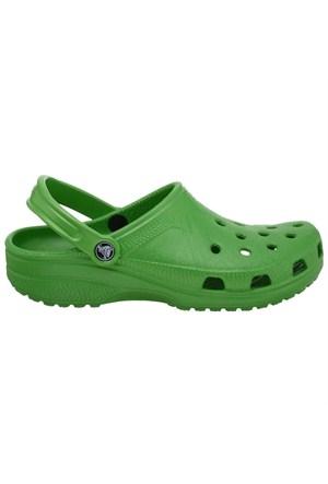 Crocs Unisex Terlik Yeşil