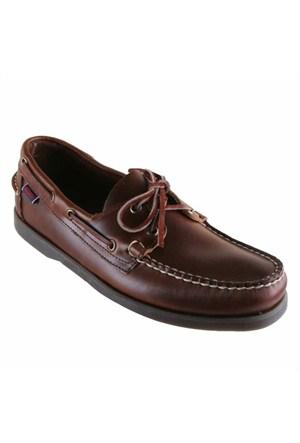 Sebago Erkek Klasik Ayakkabı Kahve