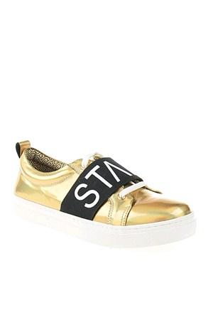 Derigo Kadın Sneakers Dore
