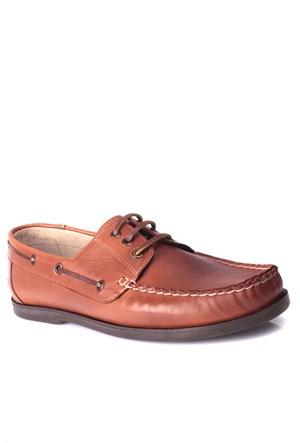 Kalahari Erkek Klasik Ayakkabı Taba