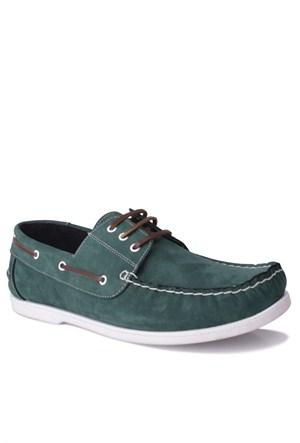 Kalahari Erkek Klasik Ayakkabı Yeşil