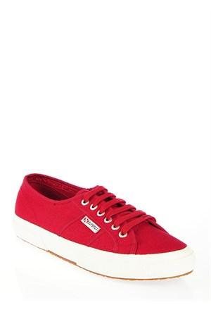 Superga Cotu Classic 2750-104 Kadın Sneakers Nar Çiçeği