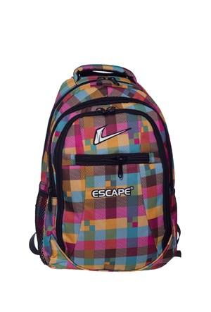 Escape Unisex Sırt Çantası Renkli Escsrt307-10