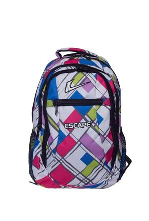 Escape Unisex Sırt Çantası Renkli Escsrt307-2