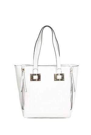 Kriste Bell Kadın Çanta Beyaz 2075