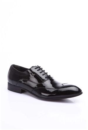Versace 19.69 Abbigliamento Sportivo SRL Erkek Klasik Ayakkabı Siyah