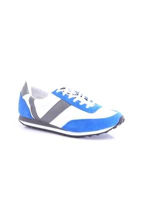 Versace 19.69 Abbigliamento Sportivo SRL Kadın Günlük Ayakkabı Saks Beyaz