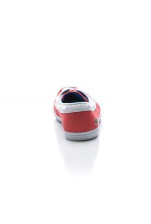 Lacoste Ziane Deck Res Kadın Kırmızı Ayakkabı (Spw1030-17K)