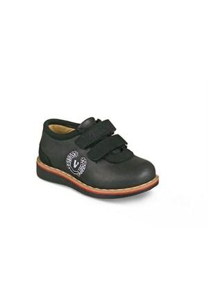 Vicco Çift Cırtlı Ayakkabı Siyah