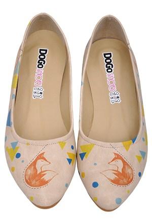Dogo Shoes Foxy Kadın Düz Ayakkabı