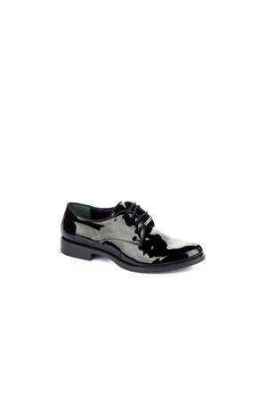 Elle Kadın Ayakkabı Siyah Süet 15Kz26117