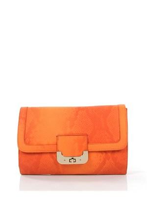 Luısıdo Py5135 Orange Çapraz Bayan Çanta