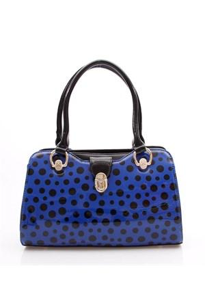 Rosa D9446 Blue Bayan Çanta