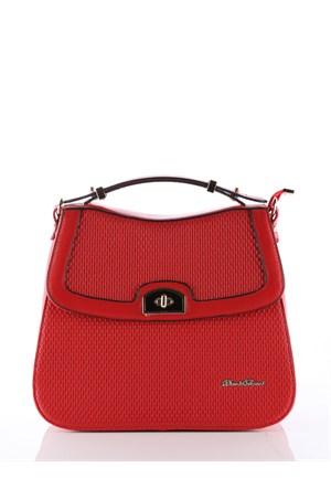 Rosa H9862 Red Bayan Çanta