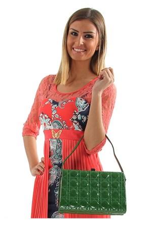 Jacqulıne 125-5 Green Bayan Çanta