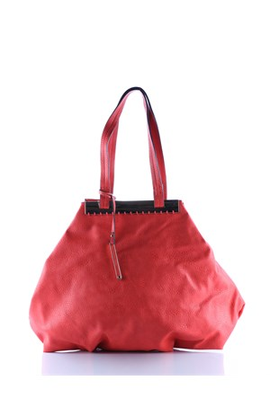 Jacqulıne 1403-6 Kırmızı Bayan Çanta