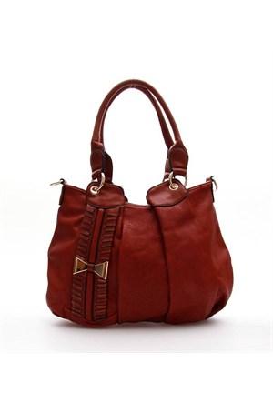 Rosa A50-8371 Brown Bayan Çanta