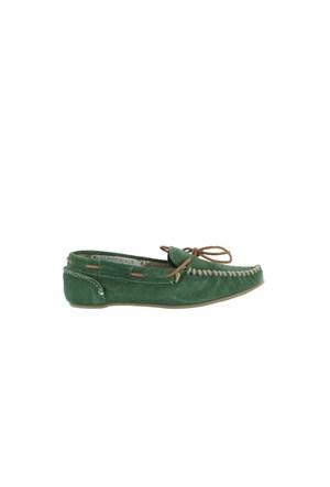 Lumberjack 1231 03 A01R Riva Green Erkek Klasik Ayakkabı