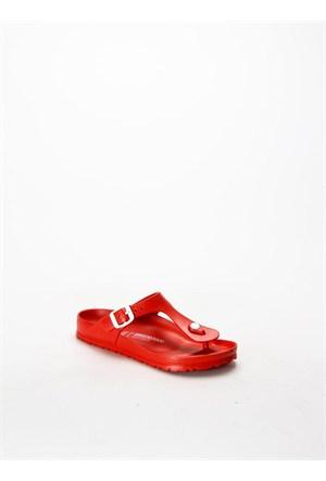 Birkenstock Gizeh Eva Kırmızı Kadın Terlik 128231.23B