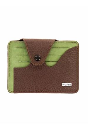 Cengiz Pakel Kartlık Kahverengi Yeşil 2434