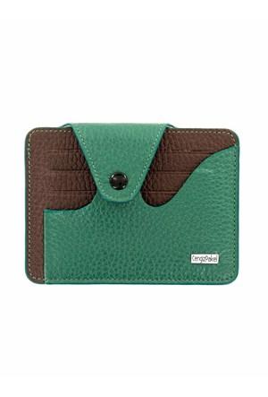 Cengiz Pakel Kartlık Yeşil Kahverengi 2434