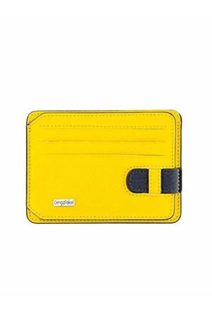 Cengiz Pakel Kartlık Sarı Lacivert 2404