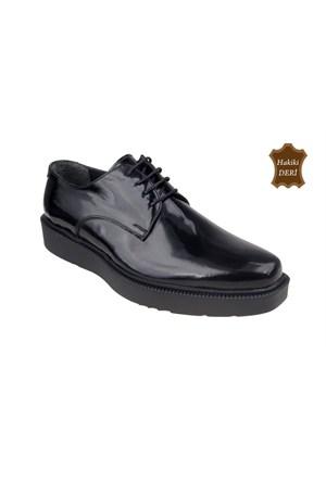 Wolfland 202 103 Siyah Klasik Erkek Ayakkabı