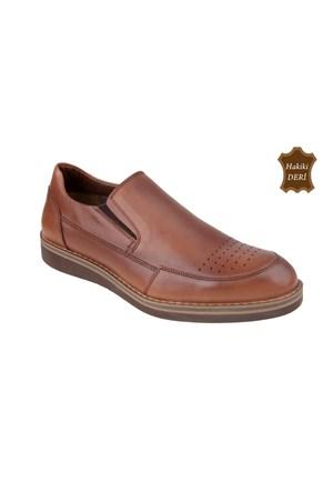Wolfland 161 K 75 Taba Klasik Erkek Ayakkabı
