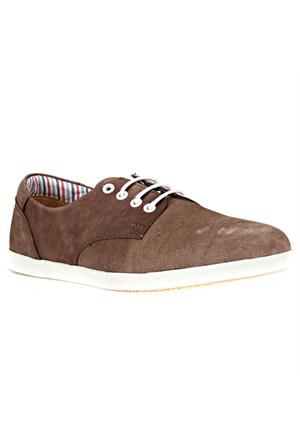 Mytrax Kum Rengi Erkek Nubuk Deri Ayakkabı