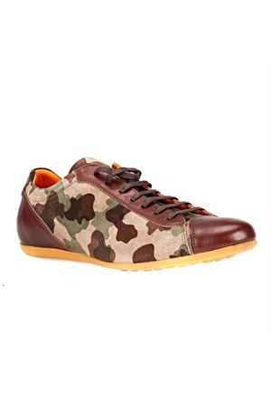 Salvano Kahverengi Erkek Ayakkabı