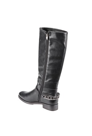 U.S. Polo Assn. A3325078 Siyah Kadın Çizme