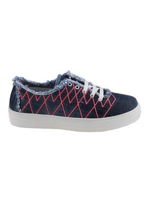 Art Bella 016 Pembe Kadın Sneaker