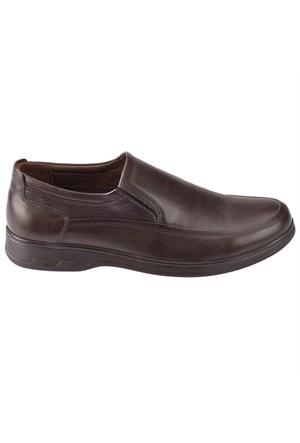 Flexall 2 M 1493 Kahverengi Erkek Deri Ayakkabı