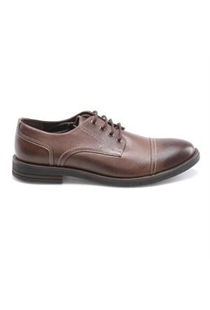 Garamond 3930-1 M 1910 Kum Rengi Erkek Deri Ayakkabı