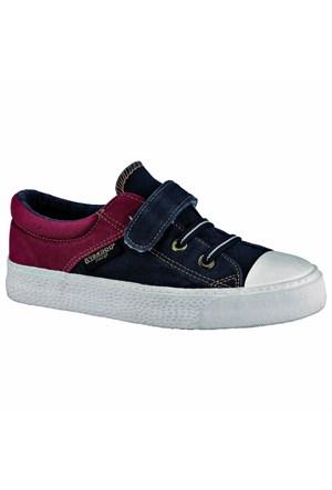 Dockers By Gerli 289003 Lacivert Kırmızı Unisex Çocuk Ayakkabı
