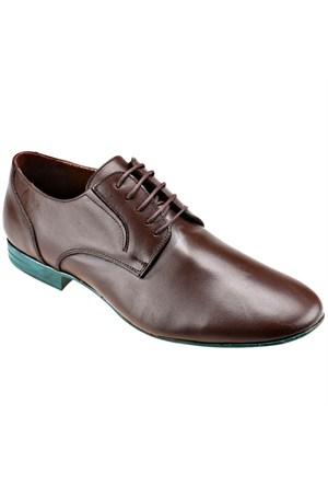 Garamond G-66 M 1455 Kahverengi Erkek Deri Ayakkabı