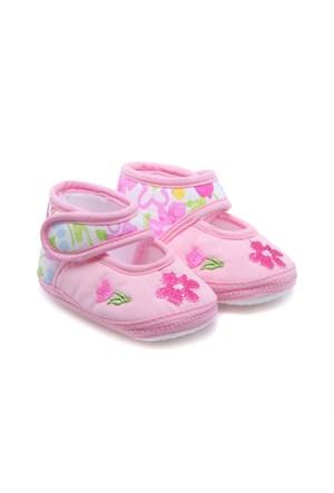 Pink Step A3311308 Pembe Kız Çocuk Panduf