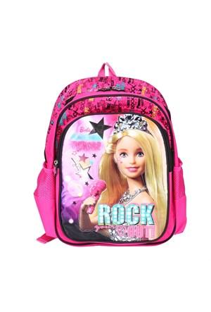 Barbie 86248 Pembe Kız Çocuk Okul Çantası