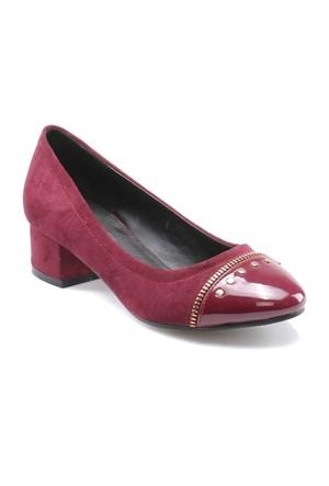 Errica Pablo F17020 Siyah Kadın Ayakkabı