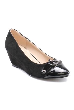Errica Pablo F17164 Siyah Kadın Ayakkabı