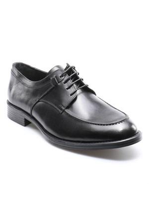 Garamond 6758 M 6684 Siyah Erkek Deri Ayakkabı