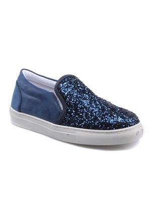 Jj-Stiller Ma15 Lacivert Kadın Ayakkabı