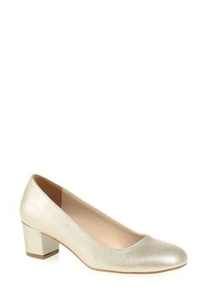 Derigo Altın Kadın Ayakkabı 2818242