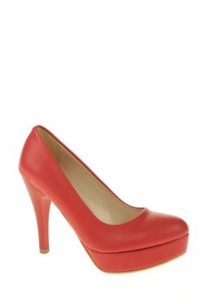 Derigo Kırmızı Kadın Ayakkabı 181801
