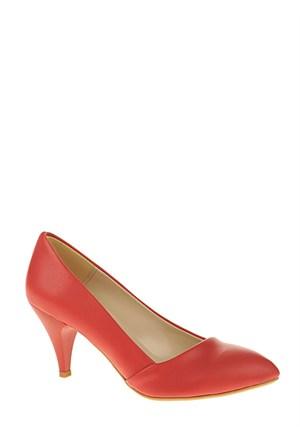 Derigo Kırmızı Kadın Ayakkabı 181802