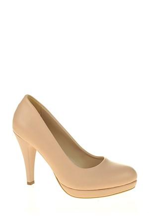 Derigo Ten Mat Kadın Ayakkabı 181803