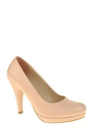 Derigo Pudra Mat Kadın Ayakkabı 181803