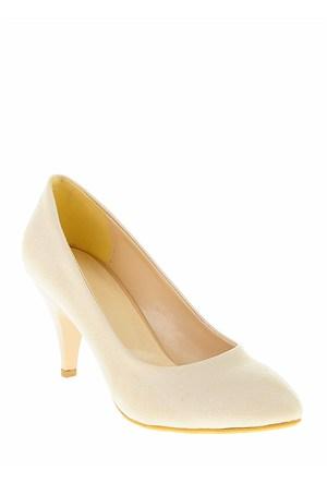 Derigo Krem Lavezzi Kadın Ayakkabı 181804