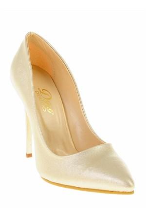 Derigo Krem Lavezzi Kadın Ayakkabı 241815