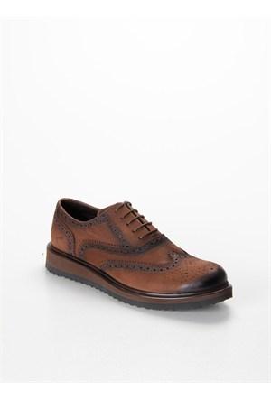 Cml Hakiki Deri Nubuk Erkek Günlük Ayakkabı Ec105 Cmlec10515.205